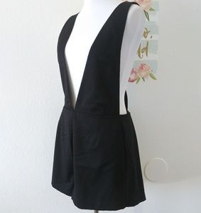 DIVIDED black romper. Size 10 NWT